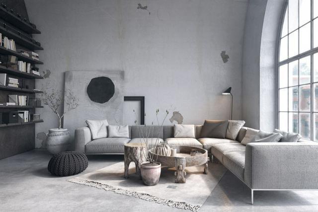 客厅3+2+1的沙发已过时了,这样摆才好看.jpg