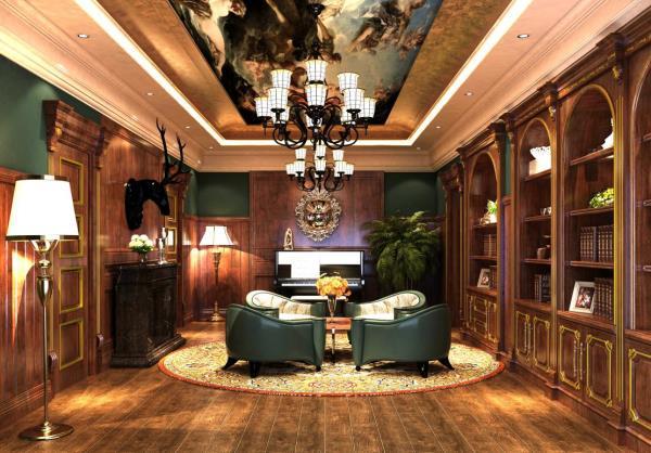 壁纸和家具完美搭配,这种搭配可能适合你.jpg