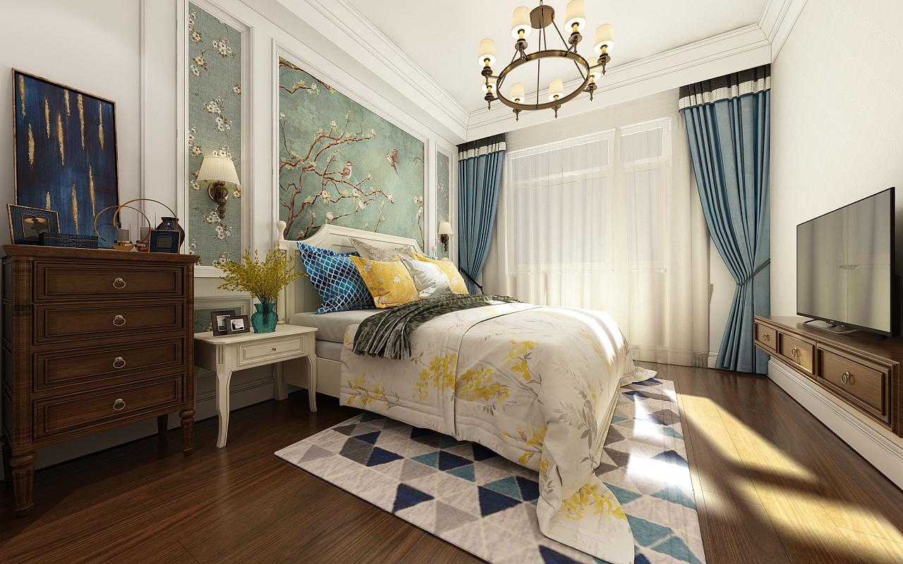22㎡小公寓华丽美式风格.jpg